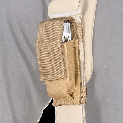 Suspender Attachment Multi-Tool Pouch