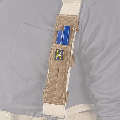 Suspender Attachment Pencil Holder