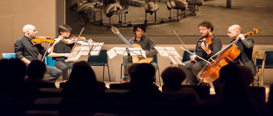 Daniel Ramjattan Chamber Music Performance Classical Guitar