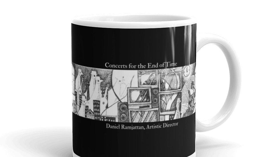 Dark Roast C4ET Banner Mug