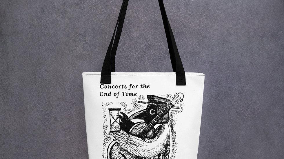 C4ET Logo Tote bag
