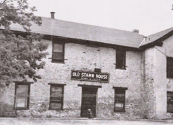 19 - Old Stamm House