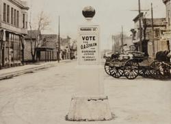 2 - Vote Judge Hubbard St.