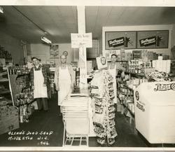 7 - Glenns Food Shop in 1946