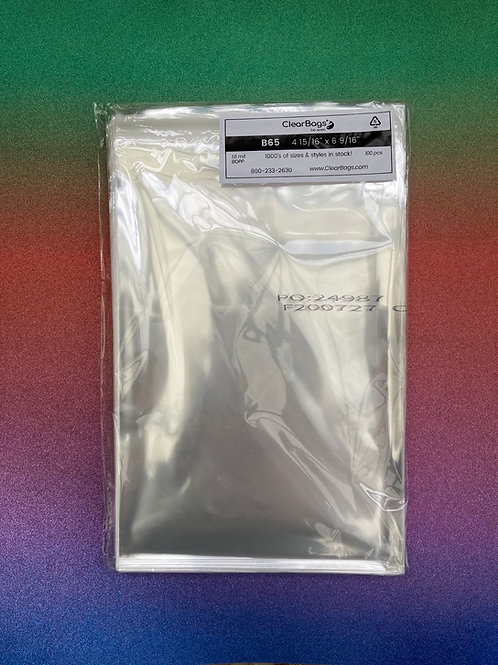 Clear Chip Bags