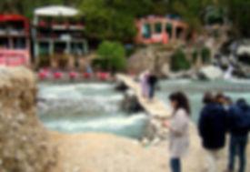 The Beautiful Ourika Valley and Setti Fatma Waterfalls