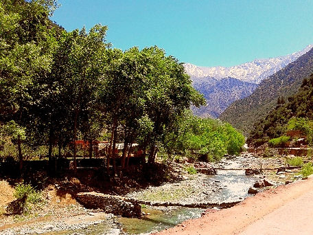 3 Days Trekking from Imlil to the picturesque Ourika Valley and Setti Fatma