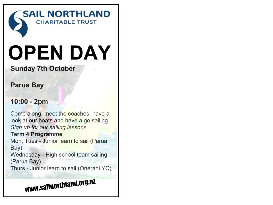 Open Day Flyer (1)