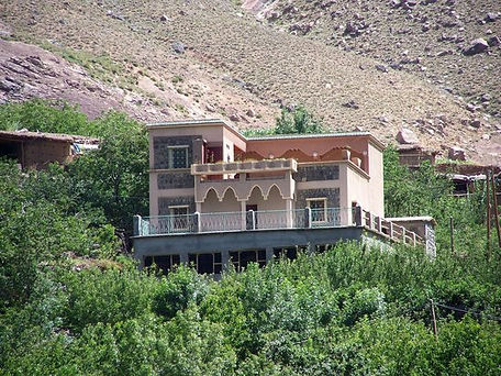 Riad Tourtit High Atlas Accommodation in Dar Ait Souka