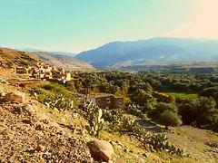Ouirgane Valley