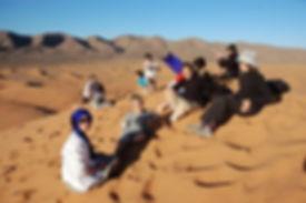 7 Days Trekking in both the High Atlas and the Sahara Desert