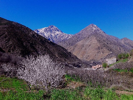 Dar Ait Souka budget accommodation in the High Atlas Mountains