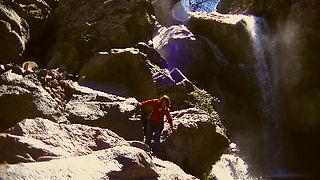 Imlil Waterfalls