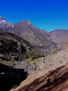 Dar Ait Souka is the ideal place to start your treks around the High Atlas