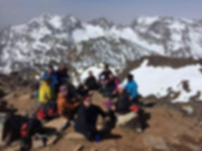 4 Days Winter Trekking in the High peaks of Morocco