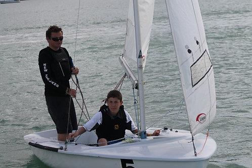 Start Sailing -Tuesday