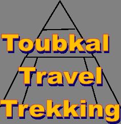 Toubkal Travel Trekking Logo