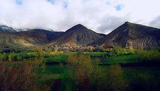6 Days trekking in the Ait Bougamez Valley and M´goun region