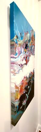Abstract Fluid Original Artwork