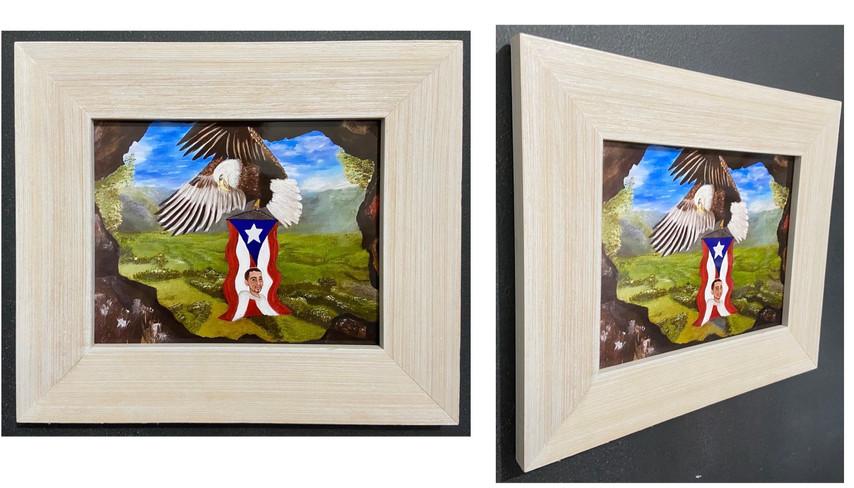 8x10 FineART Print (sold framed)