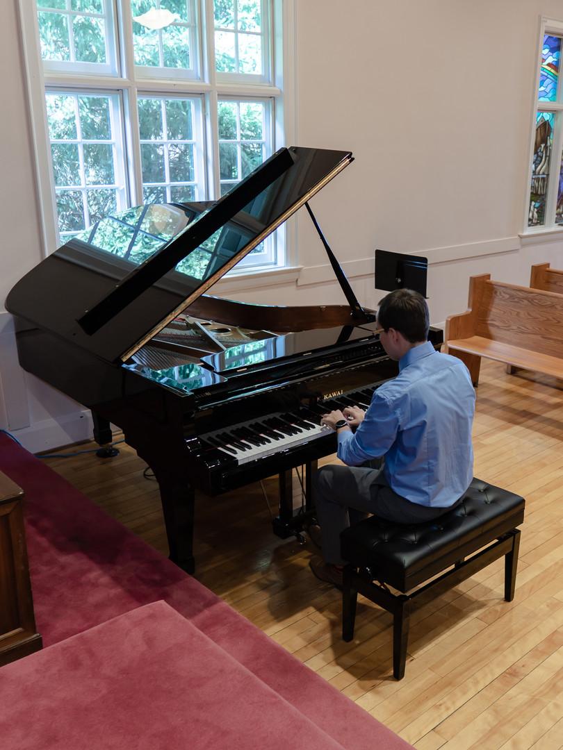 William Snyder, Pianist