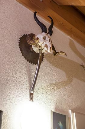 Dämonen Skull
