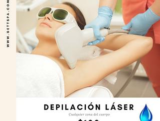 Depilación Laser OPT 100