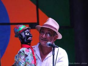 """VALDECK DE GARANHUS APRESENTARÁ A PEÇA """"O MAMULENGO NO CINEMA"""" PELO IV FESTIVAL DE ARTE PO"""