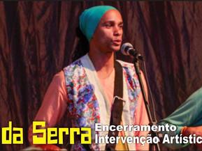 TRIO TROPEIRO A SERRA FARÁ INTERVENÇÃO ARTISTICA FORRO P´R DE SERRA PELO IV FESTIVAL DE ARTE POPULAR