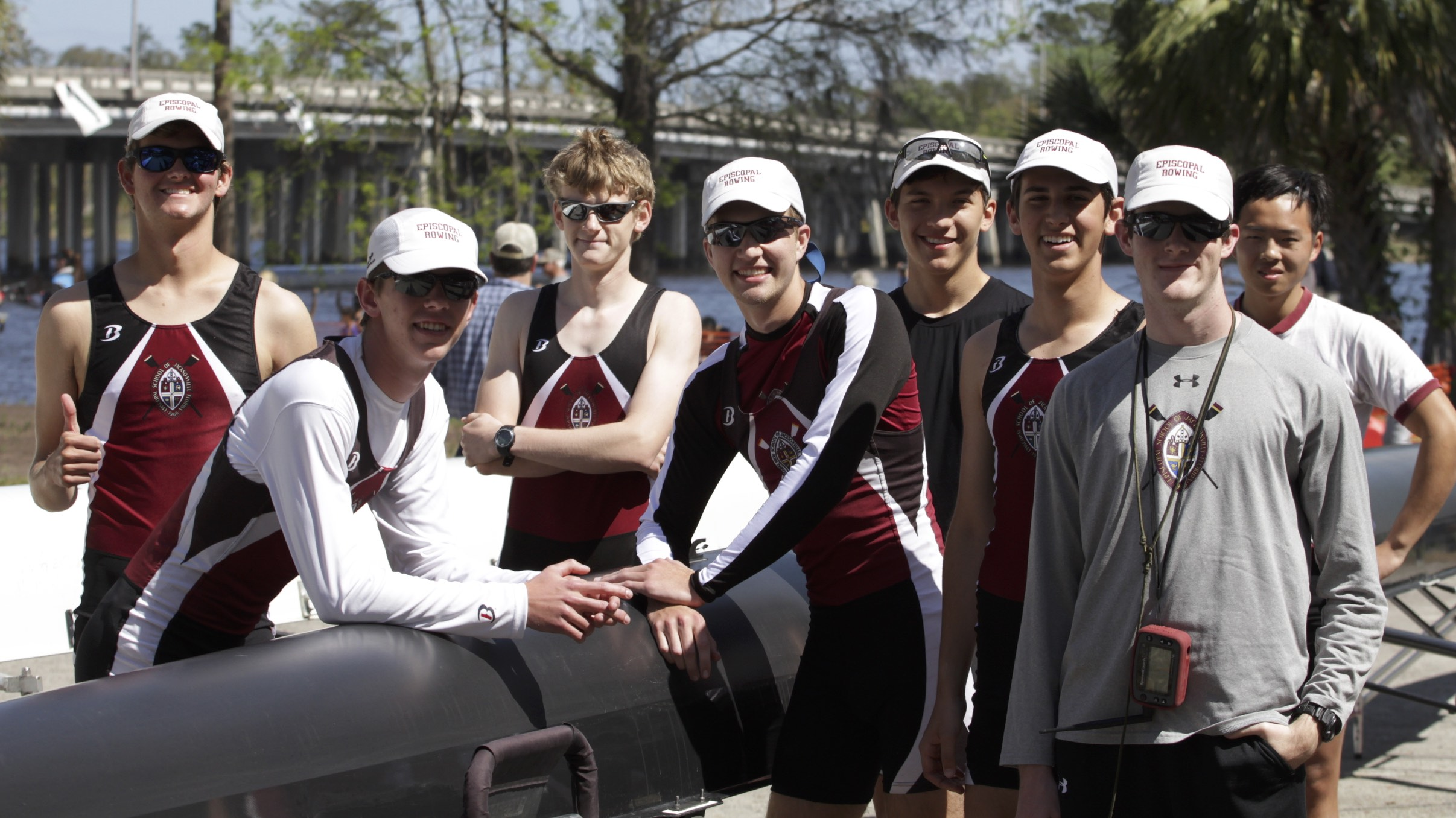 Episcopal Rowing