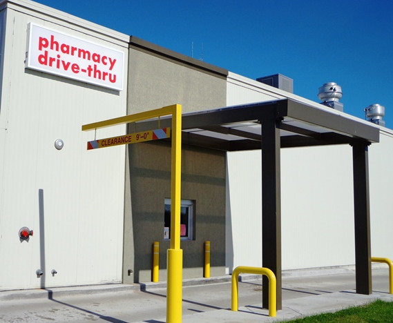 Drive Thru Pickup Service
