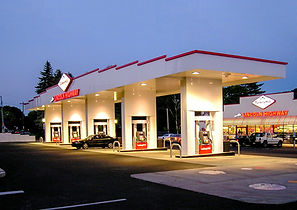 Fuel Canopy for Turkey Hill