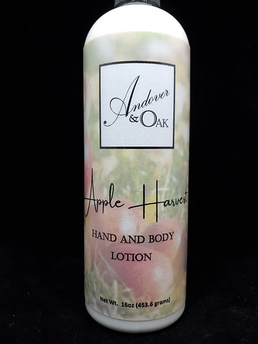 Apple Harvest 16oz Hand and Body Lotion