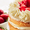 Thumbnail: Strawberry Pound Cake 100% Pure Soy Candle