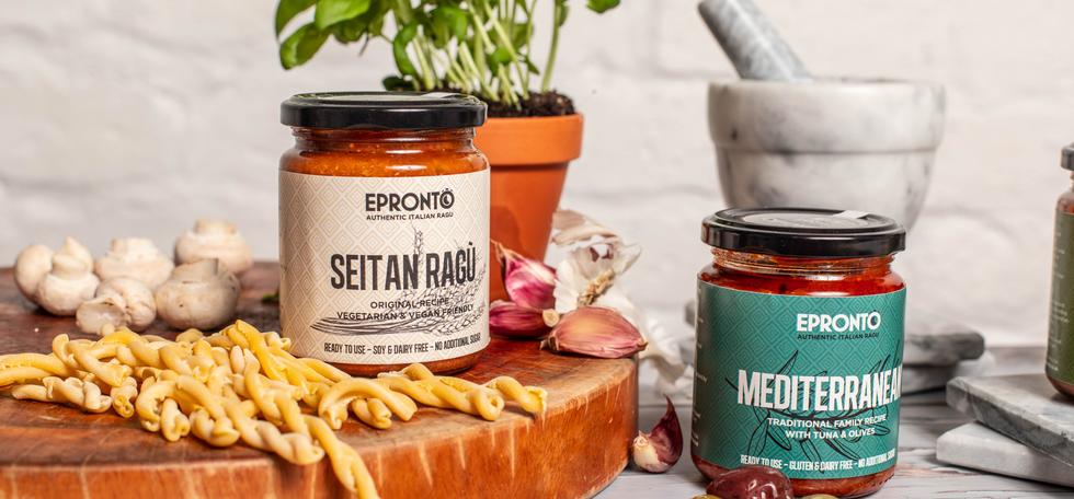 Original Recipe, Seitan and Mediterranean