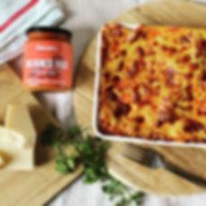 Lasagna Bolognese Ragu