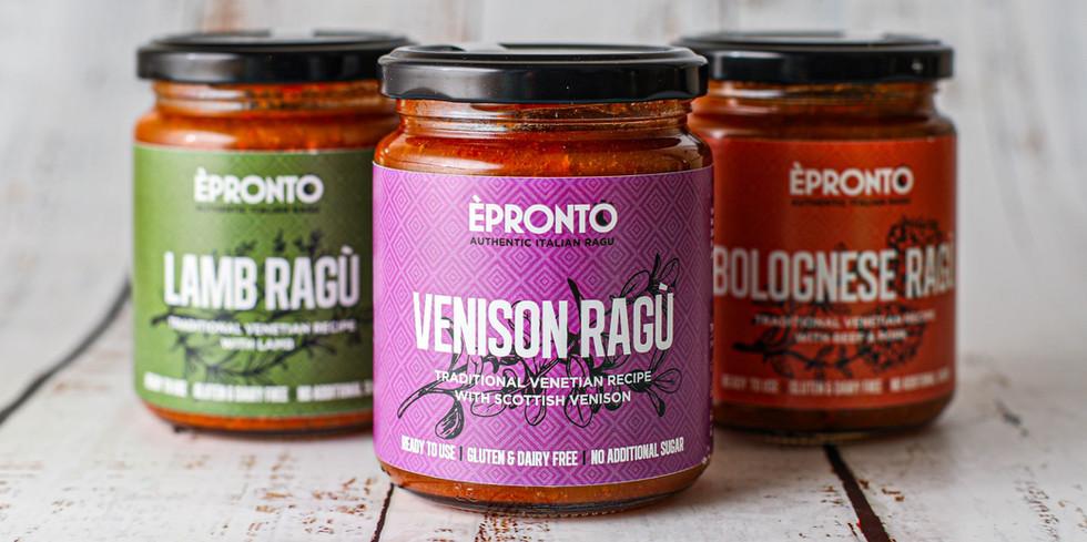Venison , Bolognese and Lamb Ragu.jpg