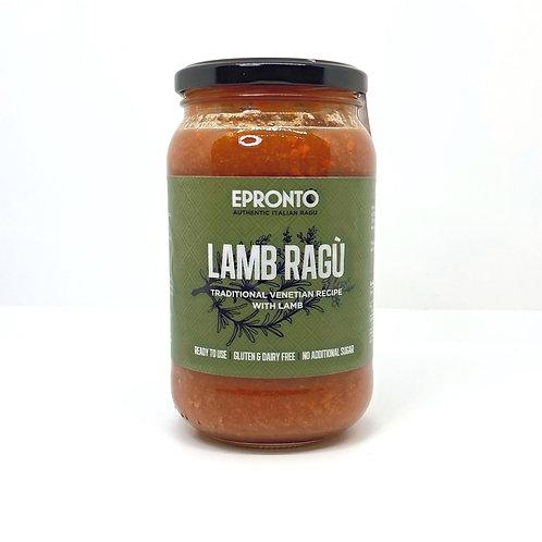 Lamb Ragu 500g