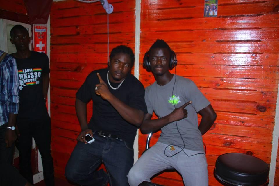 SINGLETON et DJ SORY SORYBA