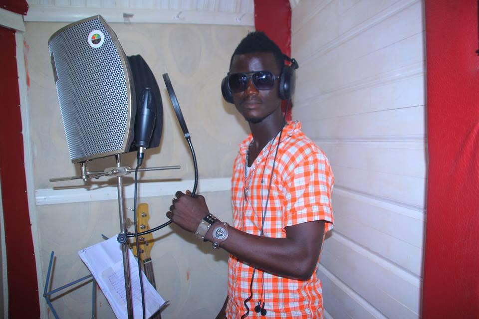 Sory Soryba en studio