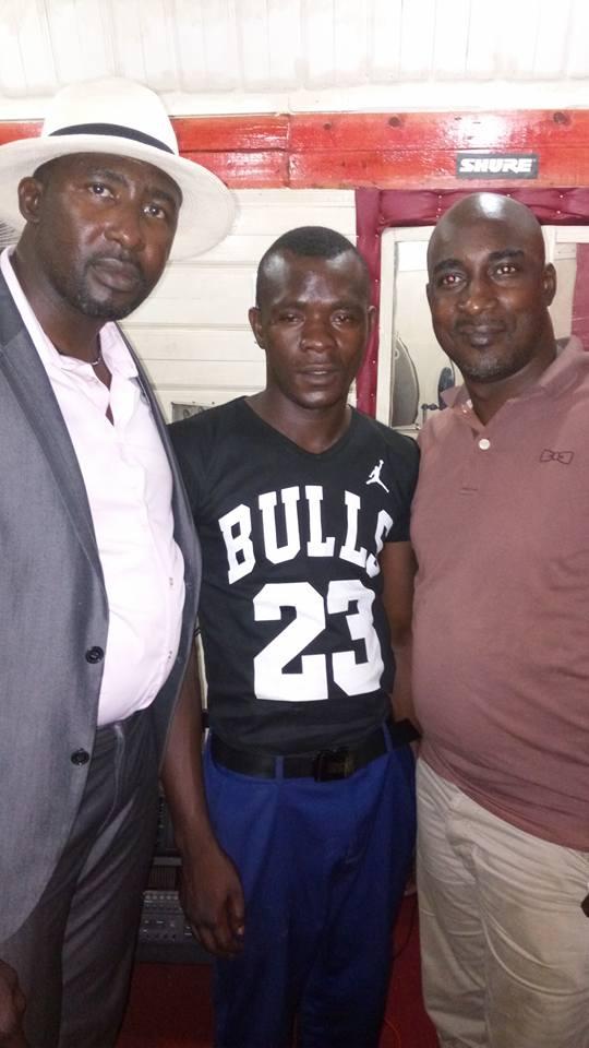 Abib Fatako et PDG Hamed Keita