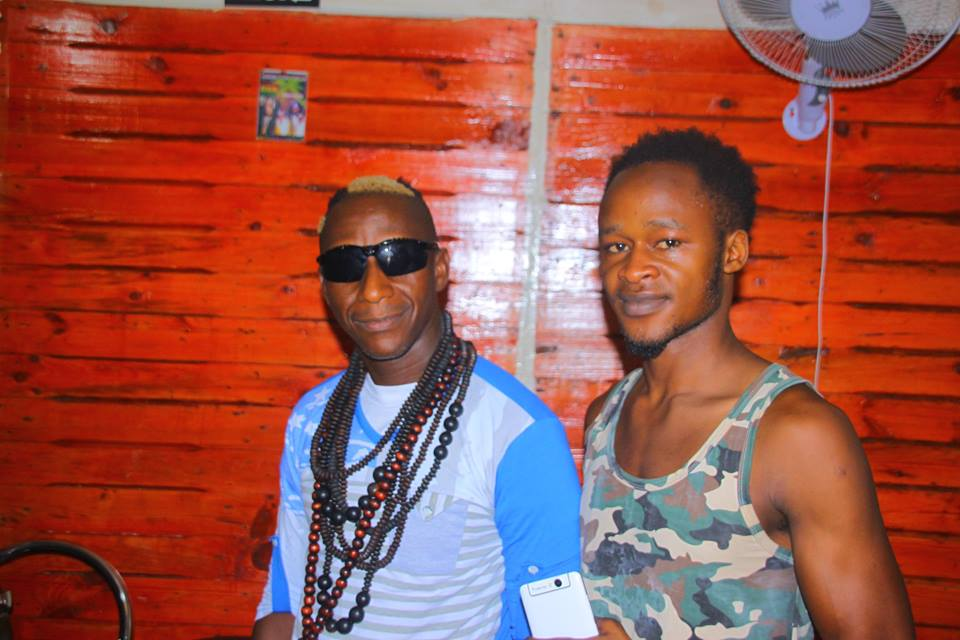 DOUDOU BENI et DJ MORY