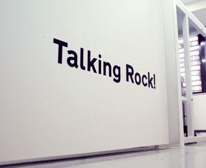 Talking Rock,トーキングロック