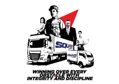 Squad Logistics