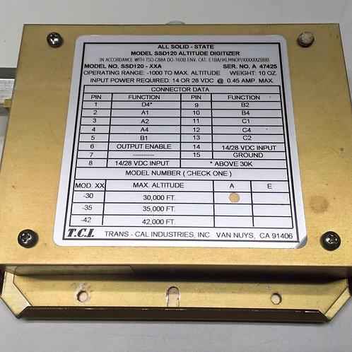 SSD120 Encoder SSD120-XXA