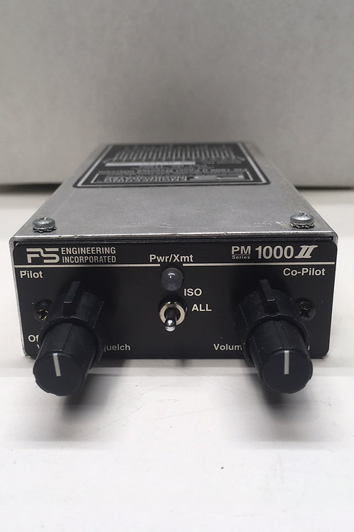 PM1000II Intercom 11922