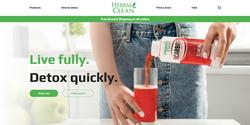 Website   Herbal Clean
