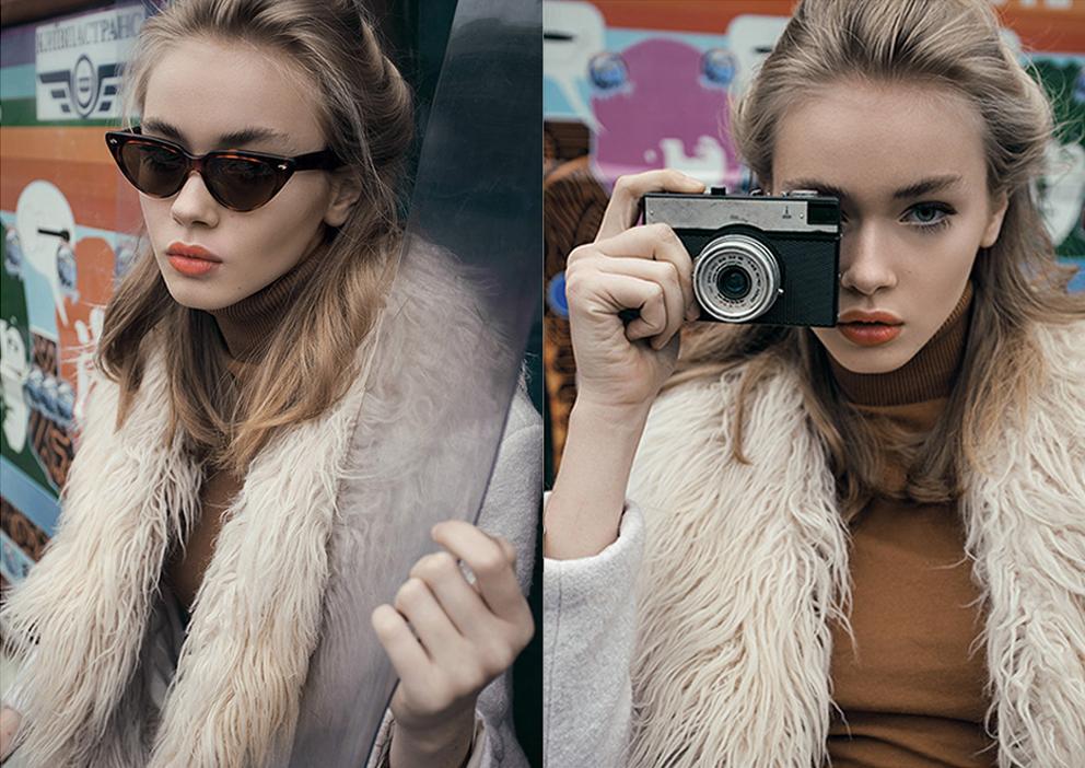 Fashion Story | Material Girl Mag