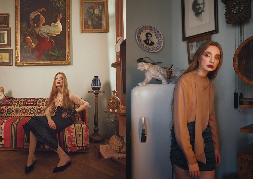 Fashion Story | Knots Magazine