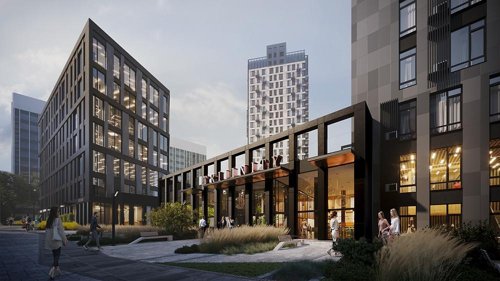 Seven Hills, розробники проєктів Park Avenue та Park Avenue VI, шукає на проєктну роботу контент-менеджера для нового комплексу Triiinity.